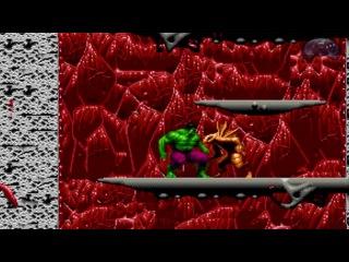 """Эмуляторы 1х004 - Супергеройская история. Обзор на """"Капитан Америка и Мстители"""" (Captan America and the Avengers), """"Невероятный Халк"""" (The Incredible Hulk) и """"Супер герои Марвел"""" (Marvel Super Heroes: War of the Gems). Денди, Dendy, Сега, Sega. картридж, прохождение, nes, 8 бит, приставка, игры, игра,"""